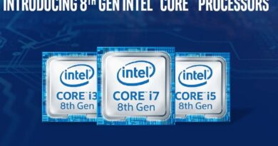 Intel 8th Gen