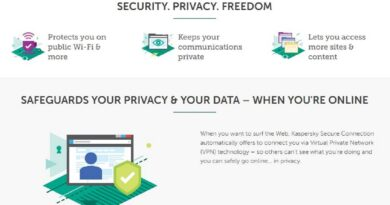 Secure Connection Freemium