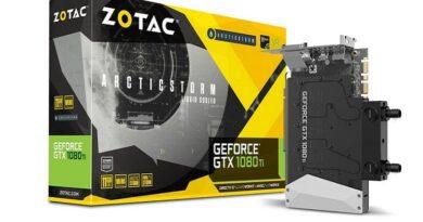 ZOTAC GTX 1080 TI ArcticStorm