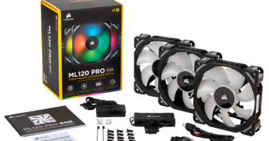 Corsair ML120 Fan