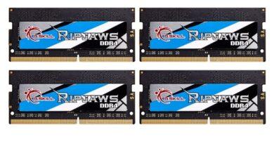GSKILL SODIMM DDR4-4000MHz 01