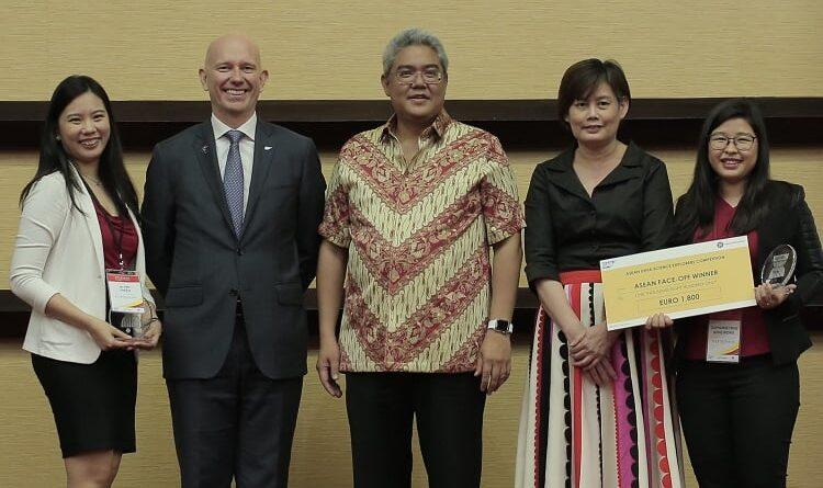 Malaysian winners in Jakarta