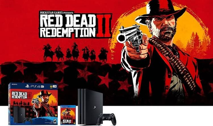 Red Redemption 2 Bundle