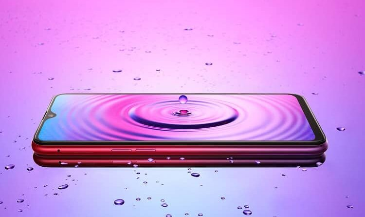 Waterdrop Screen