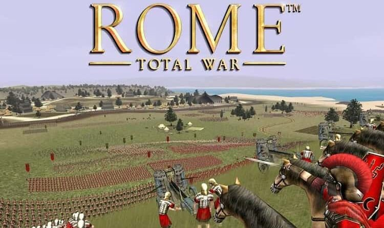 Rome-Total-War new