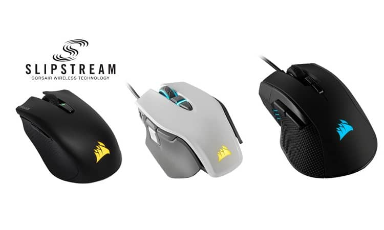 Corsair RGB Wireless Mice