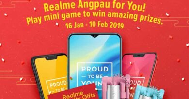 Realme Angpau
