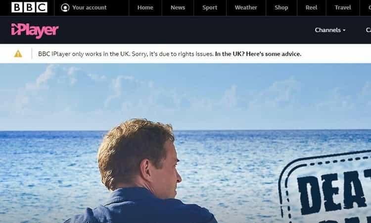FastestVPN BBC iPlayer