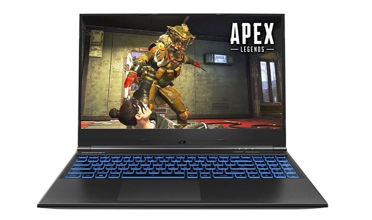 Illegear Prodigy Gaming Laptop