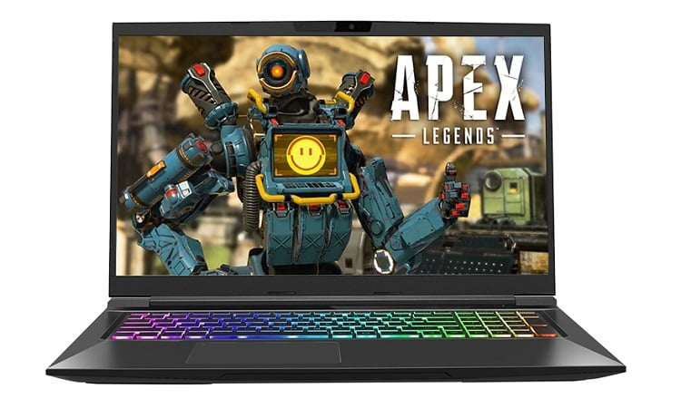 Illegear Rogue Gaming Laptop