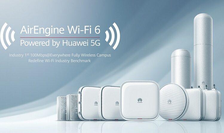 AirEngine Wi-Fi 6