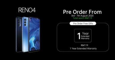 reno4 series