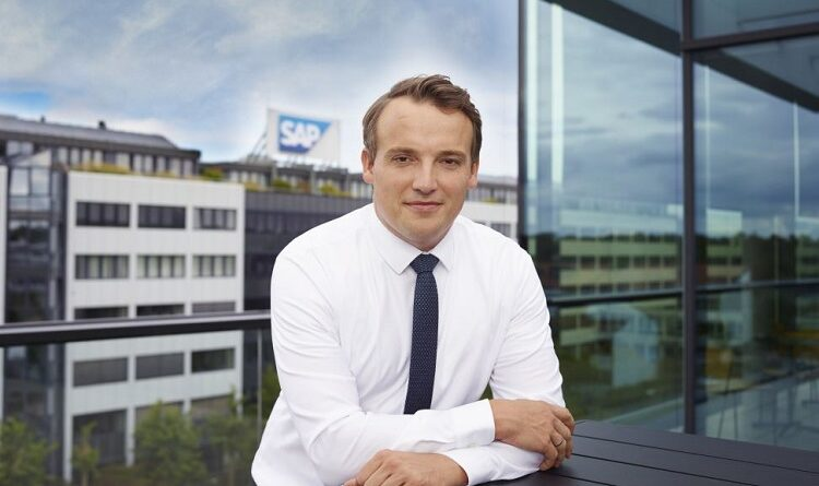 Christian Klein, chief executive officer, SAP