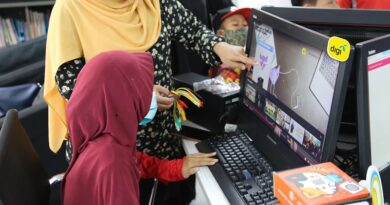 Digi sets up free internet access for B40 students at PPR