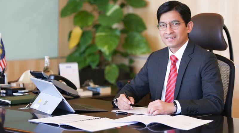 Bank Islam CEO