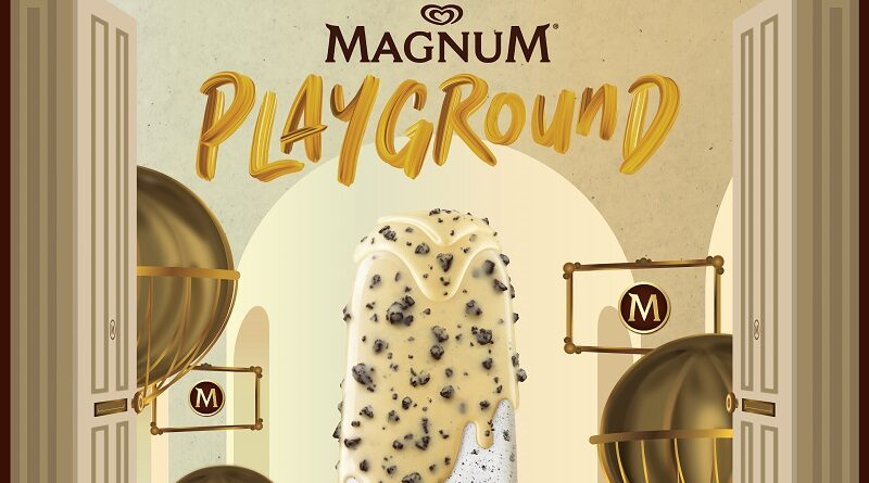 Magnum Cookies and Cream AR Experience