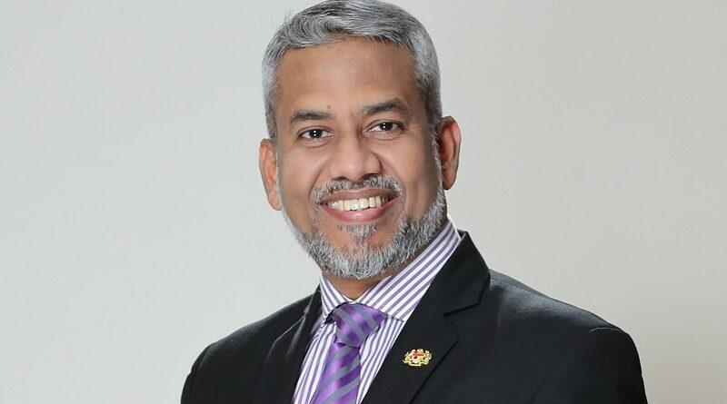 Datuk Shahul Dawood, Chief Executive of HRD Corp
